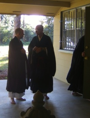 We have monks!